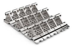 CNC-Frästeile aus Edelstahl für die Großserienfertigung