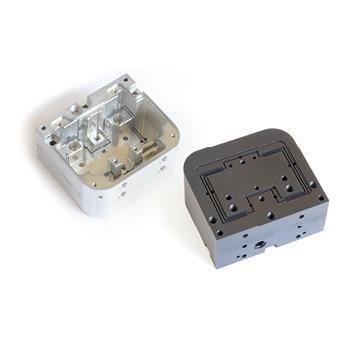 Frästeile für elektronische Bauteile