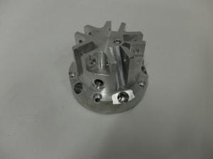 Beispiel zum 5-Achsen-Fräsen der B&S Zerspantechnik GmbH