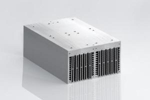 Frästeil als Baugruppe für die Kühltechnik