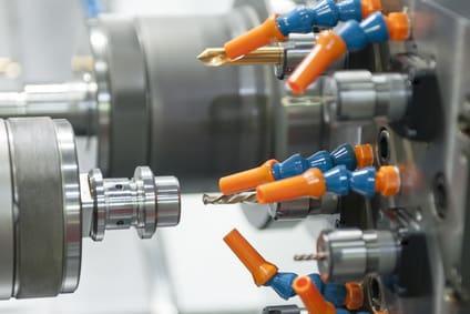 CNC-Drehen bei der Gevotec GmbH