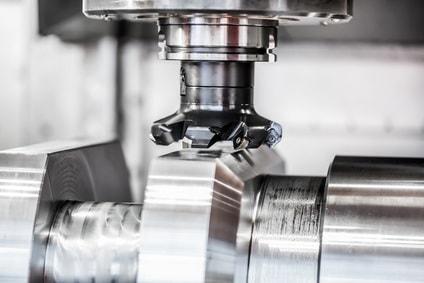 Planfräsen - Geiger Sondermaschinenbau GmbH