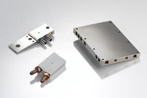 Gefräste Kühlkörper von der GMW-CNC GmbH