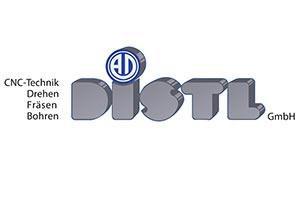 Logo von Distl GmbH - CNC-Drehen und Fräsen