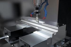 CNC-Fräsen mit präzision von der Lapp GmbH