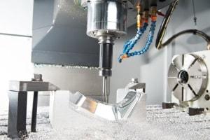 HSC-Fräsen mit Hochgeschwindigkeit bei der Lapp GmbH