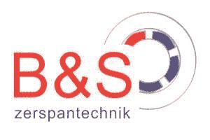Logo der B&S Zerspantechnik GmbH aus Sonthofen