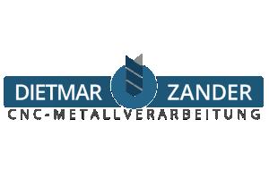 Firmenlogo von Dietmar Zander CNC-Metallverarbeitung