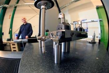 Lohmnessen nach DIN bei der Grün Mechanik GmbH
