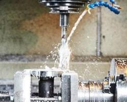 CNC-Fräsen von Metallen bei der MEG GmbH