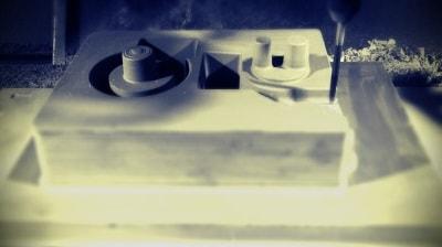 High-Speed-Cutting bei Lepold Maschinenbau