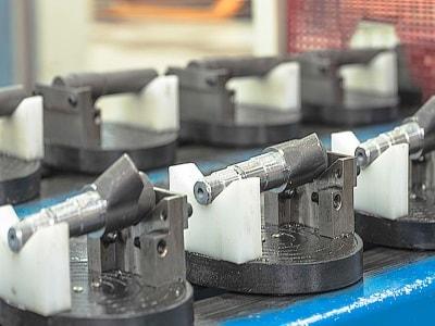 CNC-Zerspanung von Metall von der Lakatos & Söhne GmbH