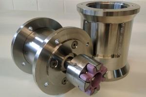 Fertigung-Fräsen bei der EAZtech GmbH