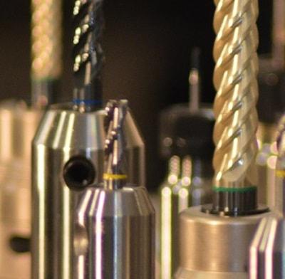 Herstellung von Zerspanungswerkzeugen
