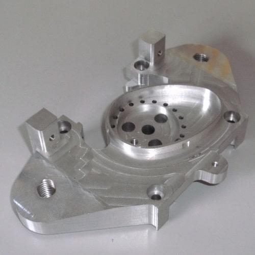Aluminiumfrästeile als Prototypen und Serienteile