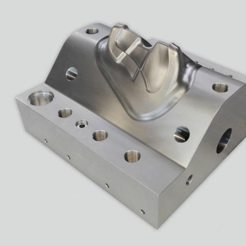 CNC-Fertigung von allen zerspanbaren Werkstoffen