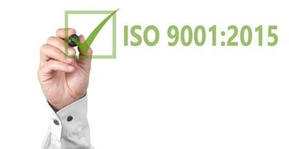 Qualität und Präzision nach der ISO 9001 Norm