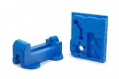 CNC-Fräsarbeiten von Kunststoff wie PP, PA, PEEK oder Acryl