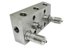 CNC-Gefräster Edelstahlzylinder für die Hydraulikindustrie
