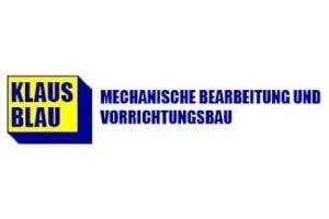 Logo der Klaus Blau Mechanische Bearbeitung