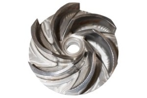 Formfräsen mit 5-Achsen für die Herstellung schwieriger 3D-Konturen