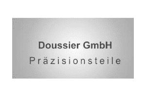 Firmenlogo des Fertigungsbetriebes Doussier GmbH