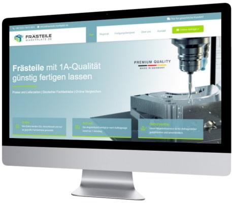 Online-Fertigung mit geprüften Hersteller aus Deutschland