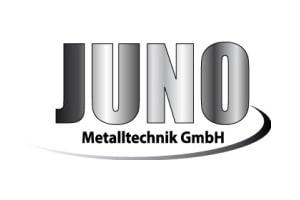 Firmenlogo der JUNO Metalltechnik GmbH